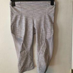 Lululemon cropped leggings size 10